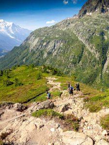 Descente à Montroc · Alpes, Massif du Mont-Blanc, Vallée de Chamonix, FR · GPS 46°0'31.02'' N 6°55'59.73'' E · Altitude 1966m