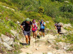 Montée à la La Tête aux Vents · Alpes, Aiguilles Rouges, Vallée de Chamonix, FR · GPS 46°0'9.44'' N 6°55'16.46'' E · Altitude 1504m
