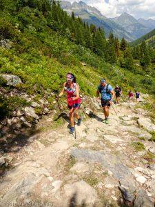 Montée à la La Tête aux Vents · Alpes, Aiguilles Rouges, Vallée de Chamonix, FR · GPS 46°0'9.09'' N 6°55'16.34'' E · Altitude 1507m