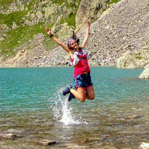 Lac Blanc · Alpes, Aiguilles Rouges, Vallée de Chamonix, FR · GPS 45°58'54.66'' N 6°53'24.43'' E · Altitude 2320m