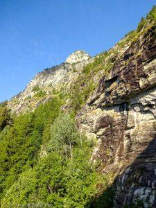 Via Ferrata · Alpes, Massif du Mont-Blanc, Val Veny, IT · GPS 45°48'1.61'' N 6°57'39.70'' E · Altitude 1449m