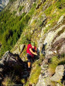 Via Ferrata · Alpes, Massif du Mont-Blanc, Val Veny, IT · GPS 45°48'4.01'' N 6°57'39.81'' E · Altitude 1508m