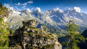 Via Ferrata · Alpes, Massif du Mont-Blanc, Val Veny, IT · GPS 45°48'6.53'' N 6°57'40.28'' E · Altitude 1563m