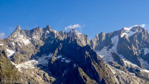 Via Ferrata · Alpes, Massif du Mont-Blanc, Val Veny, IT · GPS 45°48'7.25'' N 6°57'35.12'' E · Altitude 1657m