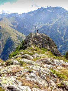 Dans la descente du Mont Chétif · Alpes, Massif du Mont-Blanc, Val Veny, IT · GPS 45°47'58.83'' N 6°56'55.85'' E · Altitude 2305m