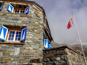 - · Alpes, Alpes valaisannes, Massif des Mischabels, CH · GPS 46°6'11.50'' N 7°49'1.54'' E · Altitude 2940m