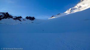 Face Nord du Dom · Alpes, Alpes valaisannes, Massif des Mischabels, CH · GPS 46°6'11.18'' N 7°51'44.10'' E · Altitude 3916m