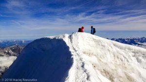 Dom des Mischabel · Alpes, Alpes valaisannes, Massif des Mischabels, CH · GPS 46°5'38.40'' N 7°51'31.95'' E · Altitude 4491m