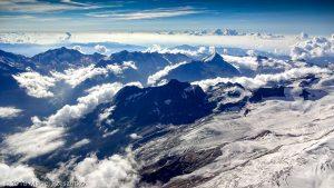 Dom des Mischabel · Alpes, Alpes valaisannes, Massif des Mischabels, CH · GPS 46°5'38.39'' N 7°51'31.87'' E · Altitude 4492m