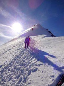 Dom des Mischabel · Alpes, Alpes valaisannes, Massif des Mischabels, CH · GPS 46°5'40.11'' N 7°51'27.18'' E · Altitude 4445m