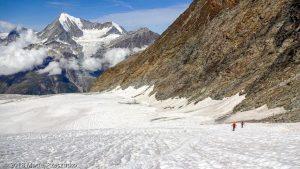 Festijoch · Alpes, Alpes valaisannes, Massif des Mischabels, CH · GPS 46°6'2.94'' N 7°50'48.74'' E · Altitude 3603m