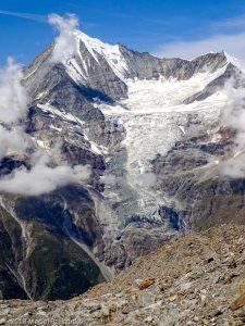 Festigletscher · Alpes, Alpes valaisannes, Massif des Mischabels, CH · GPS 46°6'4.29'' N 7°49'41.61'' E · Altitude 3180m