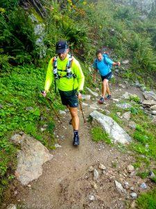 Montée à la Tete aux Vents · Alpes, Préalpes de Savoie, Aiguilles Rouges, FR · GPS 46°0'6.70'' N 6°55'6.13'' E · Altitude 1676m