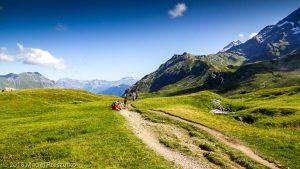 Col du Bonhomme · Alpes, Massif du Mont-Blanc, FR · GPS 45°44'36.19'' N 6°42'56.04'' E · Altitude 2071m