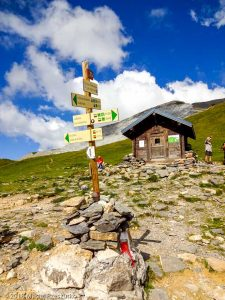 Col du Bonhomme · Alpes, Massif du Mont-Blanc, FR · GPS 45°44'6.04'' N 6°42'23.93'' E · Altitude 2316m