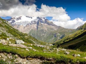 Les Chapieux · Alpes, Massif du Mont-Blanc, FR · GPS 45°42'29.03'' N 6°45'5.33'' E · Altitude 1680m