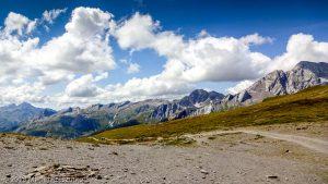 Col de la Seigne · Alpes, Massif du Mont-Blanc, FR · GPS 45°45'4.88'' N 6°48'22.32'' E · Altitude 2490m