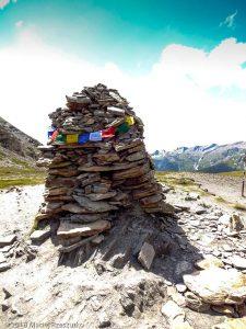 Col de la Seigne · Alpes, Massif du Mont-Blanc, FR · GPS 45°45'5.01'' N 6°48'24.52'' E · Altitude 2493m