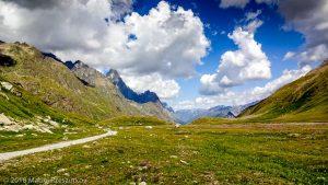 Val Veny · Alpes, Massif du Mont-Blanc, Val Veny, IT · GPS 45°45'40.99'' N 6°50'3.52'' E · Altitude 2160m