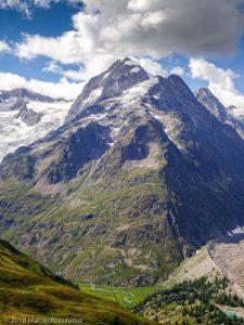 Arête du Mont Favre · Alpes, Massif du Mont-Blanc, Val Veny, IT · GPS 45°46'8.07'' N 6°53'11.97'' E · Altitude 2367m
