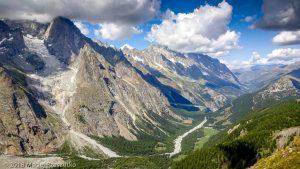Arête du Mont Favre · Alpes, Massif du Mont-Blanc, Val Veny, IT · GPS 45°46'18.66'' N 6°53'21.93'' E · Altitude 2421m