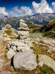 Moraine droite du Glacier des Pèlerins · Alpes, Massif du Mont-Blanc, Vallée de Chamonix, FR · GPS 45°53'43.01'' N 6°53'19.31'' E · Altitude 2387m