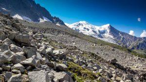 Traversée sous le Glacier des Pèlerins · Alpes, Massif du Mont-Blanc, Vallée de Chamonix, FR · GPS 45°53'50.84'' N 6°52'55.62'' E · Altitude 2223m