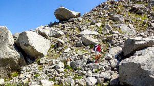 Traversée sous le Glacier des Pèlerins · Alpes, Massif du Mont-Blanc, Vallée de Chamonix, FR · GPS 45°53'48.38'' N 6°52'52.83'' E · Altitude 2217m