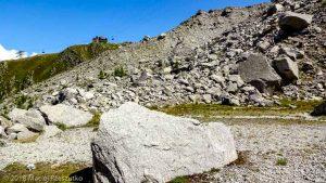 Traversée sous le Glacier des Pèlerins · Alpes, Massif du Mont-Blanc, Vallée de Chamonix, FR · GPS 45°53'48.30'' N 6°52'52.42'' E · Altitude 2211m