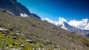 Moraine gauche du Glacier des Pèlerins · Alpes, Massif du Mont-Blanc, Vallée de Chamonix, FR · GPS 45°53'34.67'' N 6°52'55.92'' E · Altitude 2364m