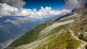 Gare des Glaciers · Alpes, Massif du Mont-Blanc, Vallée de Chamonix, FR · GPS 45°53'16.97'' N 6°52'28.32'' E · Altitude 2414m