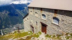Gare des Glaciers · Alpes, Massif du Mont-Blanc, Vallée de Chamonix, FR · GPS 45°53'16.57'' N 6°52'28.06'' E · Altitude 2419m