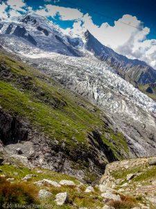 Gare des Glaciers · Alpes, Massif du Mont-Blanc, Vallée de Chamonix, FR · GPS 45°53'15.98'' N 6°52'27.46'' E · Altitude 2423m