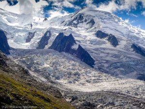 Gare des Glaciers · Alpes, Massif du Mont-Blanc, Vallée de Chamonix, FR · GPS 45°53'15.99'' N 6°52'27.48'' E · Altitude 2422m