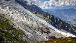 Gare des Glaciers · Alpes, Massif du Mont-Blanc, Vallée de Chamonix, FR · GPS 45°53'16.75'' N 6°52'24.52'' E · Altitude 2401m