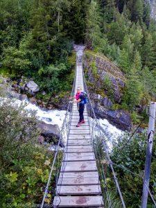 Pont Himalayen · Alpes, Massif du Mont-Blanc, FR · GPS 45°51'46.46'' N 6°46'59.97'' E · Altitude 1710m