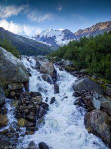 Pont Himalayen · Alpes, Massif du Mont-Blanc, FR · GPS 45°51'46.28'' N 6°46'59.30'' E · Altitude 1704m