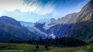 Pont Himalayen · Alpes, Massif du Mont-Blanc, FR · GPS 45°51'35.43'' N 6°46'48.98'' E · Altitude 1835m