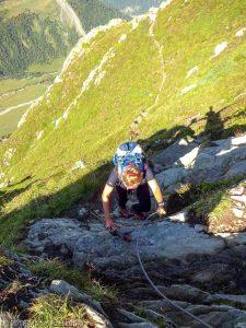 - · Alpes, Massif du Mont-Blanc, Traversée vers la Refuge de Pla, FR · GPS 45°50'32.01'' N 6°46'29.04'' E · Altitude 2248m
