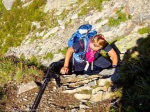 - · Alpes, Massif du Mont-Blanc, Traversée vers la Refuge de Pla, FR · GPS 45°50'30.39'' N 6°46'31.61'' E · Altitude 2245m