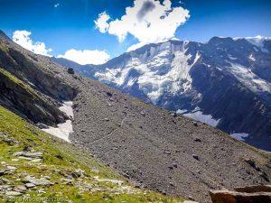 - · Alpes, Massif du Mont-Blanc, Traversée vers la Refuge de Pla, FR · GPS 45°50'4.87'' N 6°47'19.78'' E · Altitude 2511m