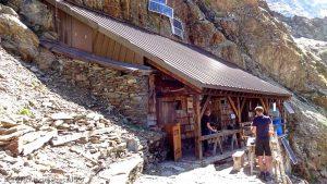 Refuge de Plan-Glacier · Alpes, Massif du Mont-Blanc, FR · GPS 45°49'56.94'' N 6°47'46.37'' E · Altitude 2643m