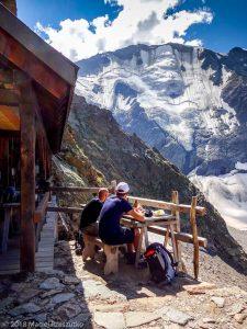 Refuge de Plan-Glacier · Alpes, Massif du Mont-Blanc, FR · GPS 45°49'56.10'' N 6°47'47.56'' E · Altitude 2651m
