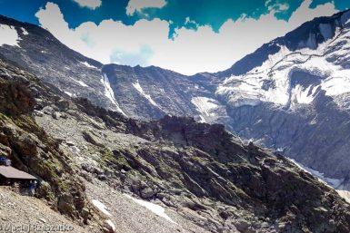 Refuge de Plan-Glacier · Alpes, Massif du Mont-Blanc, FR · GPS 45°49'57.18'' N 6°47'44.77'' E · Altitude 2647m