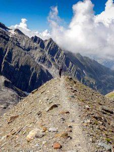 Refuge de Plan-Glacier · Alpes, Massif du Mont-Blanc, Descente aux Chalets de Miage, FR · GPS 45°49'57.17'' N 6°47'44.31'' E · Altitude 2646m