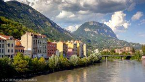Grenoble · Alpes, Alpes du Dauphiné, FR · GPS 45°11'20.09'' N 5°43'28.70'' E · Altitude 210m