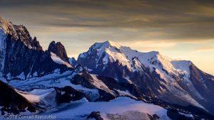 Arête du Génépi · Alpes, Massif du Mont-Blanc, Vallée de Chamonix, FR · GPS 45°59'55.90'' N 7°0'1.55'' E · Altitude 2760m