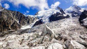 La Jonction · Alpes, Massif du Mont-Blanc, Vallée de Chamonix, FR · GPS 45°52'37.05'' N 6°51'28.77'' E · Altitude 1960m