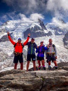 La Jonction · Alpes, Massif du Mont-Blanc, Vallée de Chamonix, FR · GPS 45°52'37.06'' N 6°51'28.65'' E · Altitude 1960m