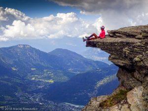 Bec du Corbeau · Alpes, Massif du Mont-Blanc, Vallée de Chamonix, FR · GPS 45°53'0.99'' N 6°51'10.61'' E · Altitude 1530m